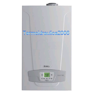 Baxi luna duo tec 7101933 condensing combi boiler heating for Manuale baxi duo tec