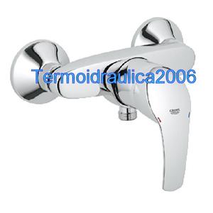 GROHE EUROSMART 33555001 Miscelatore Doccia - Senza Dotazione Doccia  eBay