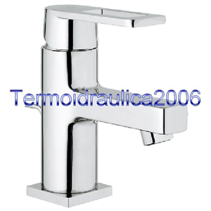 grohe quadra 32631000 mitigeur lavabo cartouche en c ramique 35 mm chrome ebay. Black Bedroom Furniture Sets. Home Design Ideas