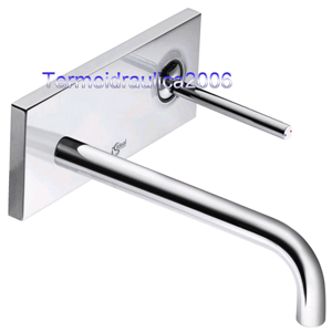 ideal standard simply u a4489aa visible parts washbasin mixer oval spout chrome ebay. Black Bedroom Furniture Sets. Home Design Ideas
