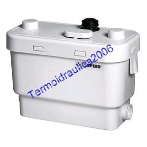 sfa sanitrit pump sink geschirrsp lmaschine und badezimmer sanispeed. Black Bedroom Furniture Sets. Home Design Ideas