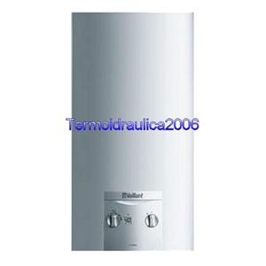 Vaillant 311424 turbo mag 17 2 0 scaldabagno camera stagna 17lt metano ebay - Scaldabagno a metano camera stagna ...