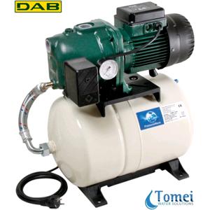 Booster Pump Water Pressure Jet Vessel Electric Garden 0 8